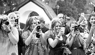 Your event captured from many angles.
