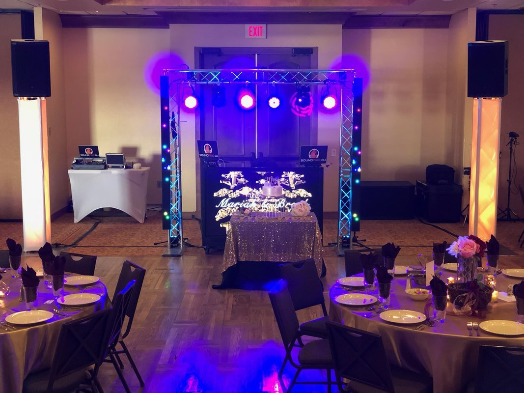 SoundFire DJ Brilliance Option at Stone Harbor Resort