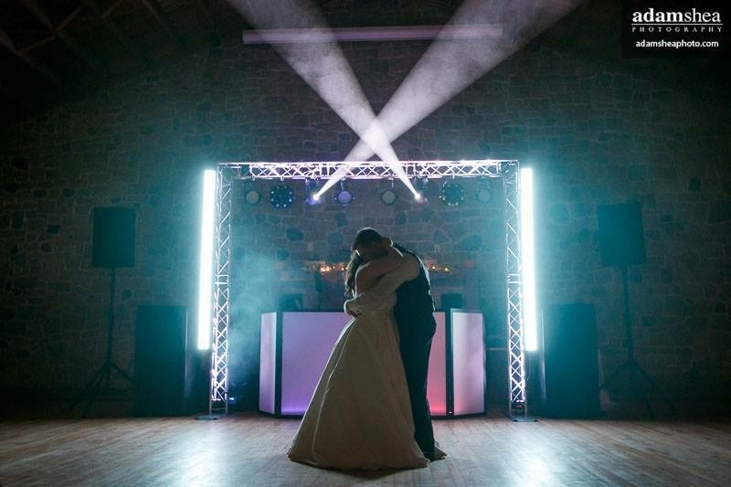 SoundFire DJ Wedding Premier Service & Adam Shea Photography
