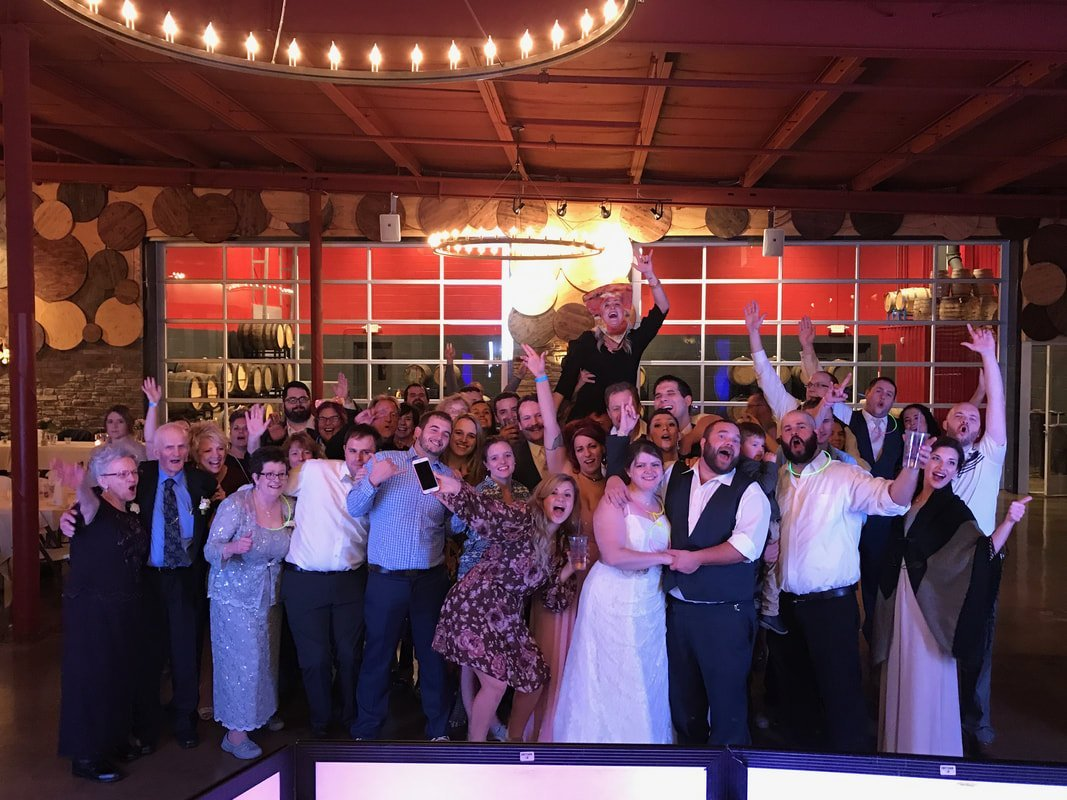 Meyer Wedding Badger State Brewing Company